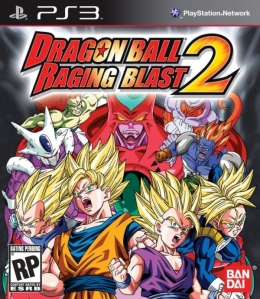 Dragon Ball Raging Blast 2